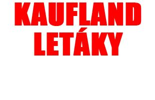 Leták Kaufland od štvrtka