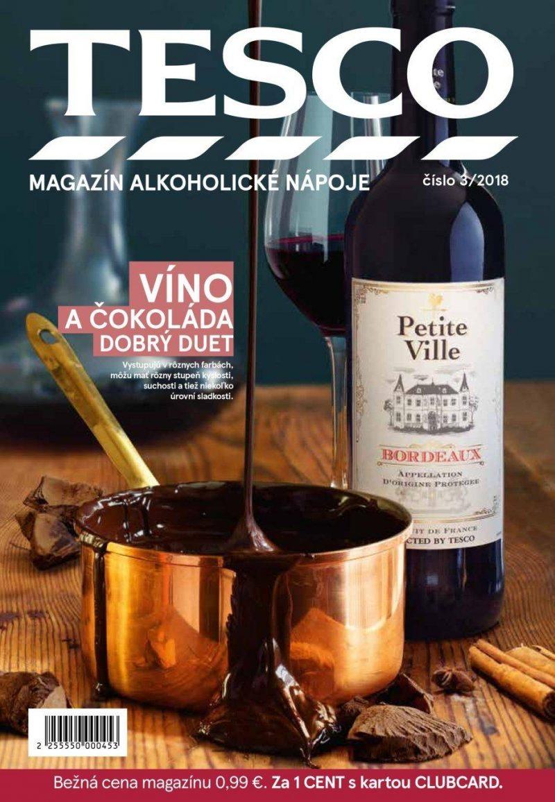 62693fae2 Tesco Magazín - Alkoholické nápoje - číslo 3/2018 | Akciove-Letaky.sk