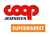 Coop jednota leták supermarket