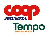Coop Jednota leták Tempo supermarket