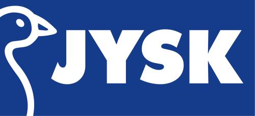 Leták Jysk logo